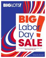 Big Lots Ad Aug 24 28 2019