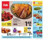 Cub Foods Ad Easter Apr 18 24 2019