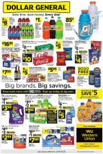Dollar General Ad Sep 15 2019