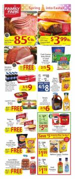 Family Fare Weekly Ad Apr 14 20 2019