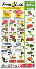 Food 4 Less Ad Sep 18 24 2019
