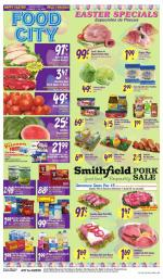 Food City Ad Easter Apr 17 23 2019