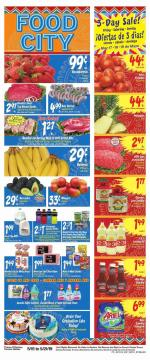 Food City Ad May 15 21 2019
