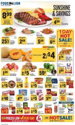 Food Lion Weekly Ad Jul 8 - 14, 2020