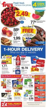 Frys Weekly Ad May 15 2019
