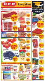 Heb Weekly Ad May 15 21 2019