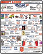 Hobby Lobby Ad Jun 28 - Jul 4, 2020