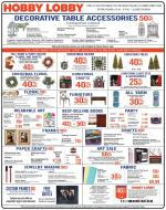 Hobby Lobby Weekly Ad Sep 15 21 2019