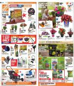 Home Depot Ad May 16 22 2019