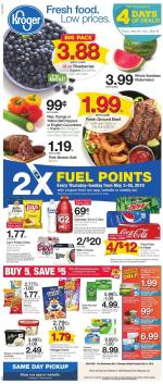 Kroger Weekly Ad May 15 2019