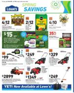 Lowes Weekly Ad Mar 26 2020