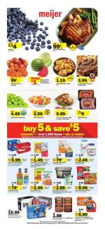 Meijer Weekly Ad Jul 5 - 11, 2020