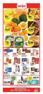 Meijer Weekly Ad Sep 15 2019