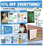 Menards Ad Jul 5 - 11, 2020