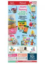 Michaels Weekly Ad Easter Apr 14 20 2019