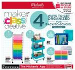 Michaels Weekly Ad Jul 14 20 2019
