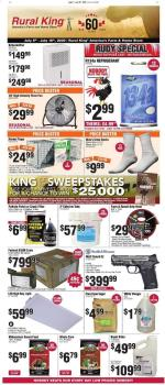 Rural King Ad Jul 5 - 18, 2020
