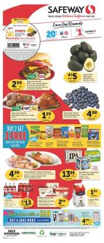 Safeway Weekly Ad Jul 15 - 21, 2020