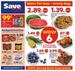 Save A Lot Weekly Ad May 15 21 2019