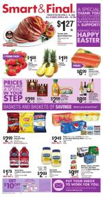 Smart And Final Ad Apr 8 14 2020