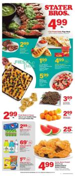 Stater Bros Ad May 1 7 2019