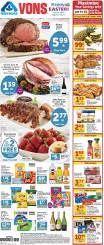 Vons Ad Easter Apr 17 23 2019