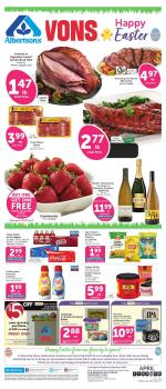 Vons Weekly Ad Apr 8 2020