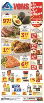 Vons Weekly Ad Jul 8 - 14, 2020