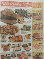 Winn Dixie Weekly Ad Jul 15 - 21, 2020