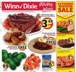 Winn Dixie Weekly Ad Jul 8 - 14, 2020