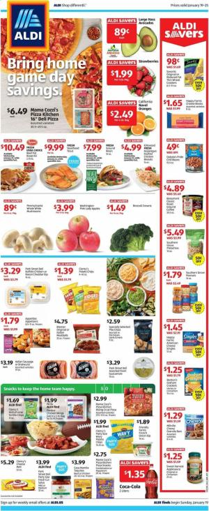 aldi weekly ad jan 19 25 2020
