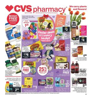 cvs weekly ad apr 5 2020