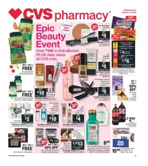 cvs weekly ad feb 24 2019
