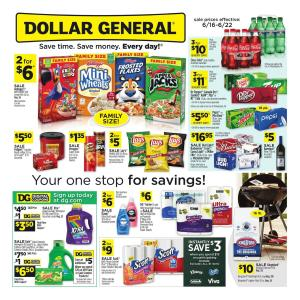 dollar general ad jun 16 2019