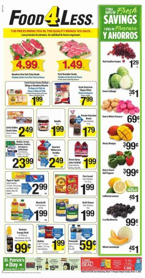 food 4 less ad mar 11 17 2020