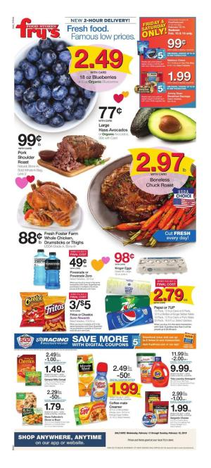 frys weekly ad feb 13 2019