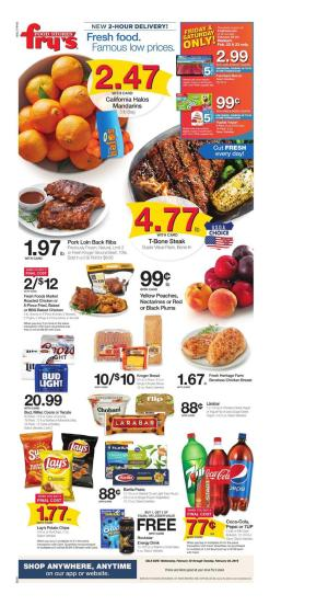 frys weekly ad feb 20 2019