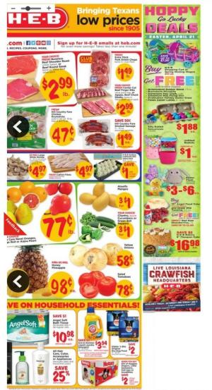 heb weekly ad apr 10 16 2019