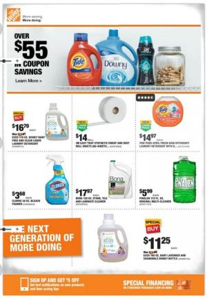 home depot ad aug 15 22 2019