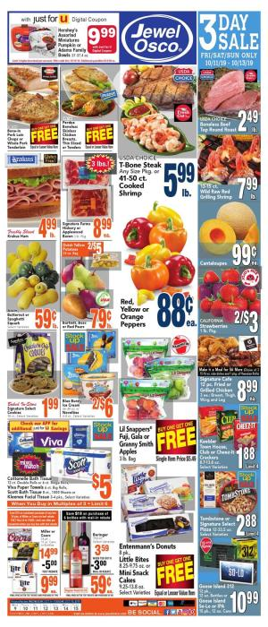 jewel osco ad oct 9 2019