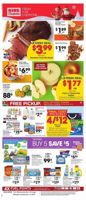 king soopers ad dec 4 10 2019