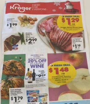 kroger weekly ad preview dec 11 2019