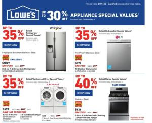 lowes weekly ad mar 19 2020