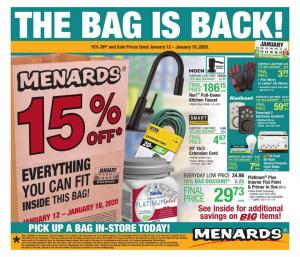 menards ad jan 12 18 2020