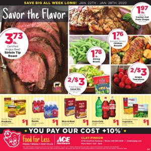 piggly wiggly ad jan 22 2020