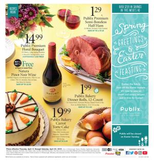 publix weekly ad apr 11 2019