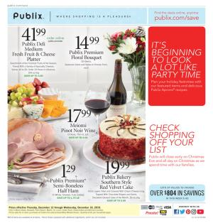 publix weekly ad dec 12 2019