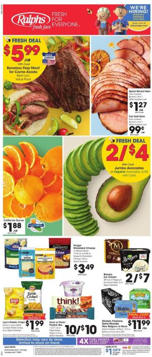ralphs weekly ad apr 1 2020