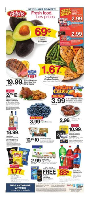 ralphs weekly ad feb 20 2019