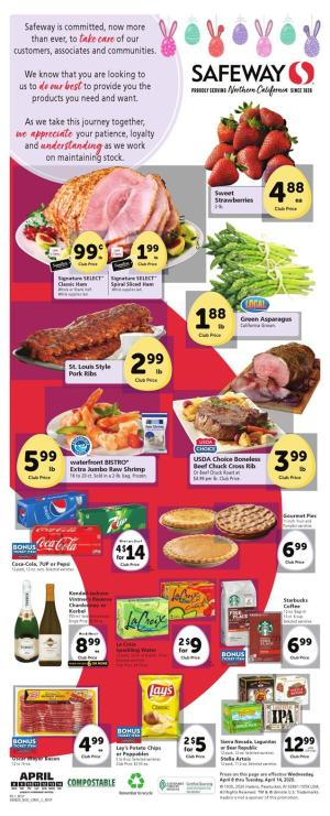 safeway weekly ad apr 8 2020